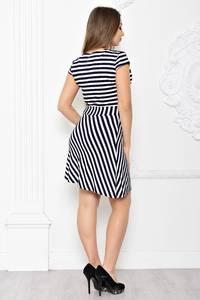 Платье короткое трикотажное летнее Т2066