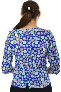 Блуза летняя праздничная Н4772