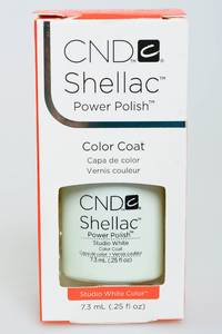 CND Shellac Studio White Н2708