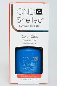 CND Shellac Blue Rapture Н2712
