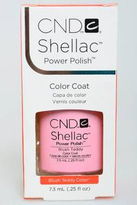 CND Shellac Blush Teddy Н2716