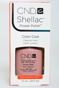 CND Shellac Satin Pajamas Н2718