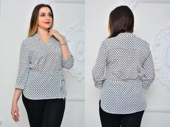 Блуза П9603