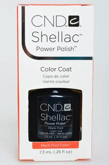 CND Shellac Black Pool Н2722