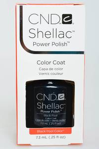 CND Shellac Black Pool Н2722