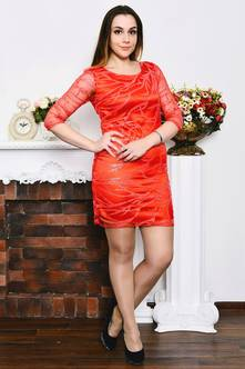 Платье Р4135