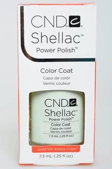 CND Shellac Gold Н2727