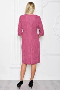 Платье длинное вечернее однотонное Т1226