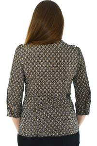 Блуза офисная нарядная Н4792