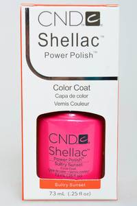 CND Shellac Sultry Sunset Н2730