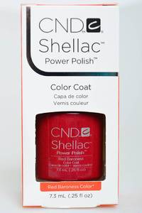 CND Shellac Red Baroness Н2733
