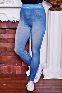 Лосины джинсовые Р8350