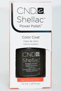 CND Shellac Night Glimmer Н2735