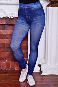 Лосины джинсовые Р8351