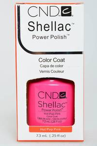 CND Shellac Hot Pop Н2736