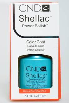 CND Shellac Hotski To Tchotchke Н2737