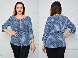 Блуза П9611