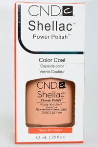 CND Shellac Nude Knickers Н2739