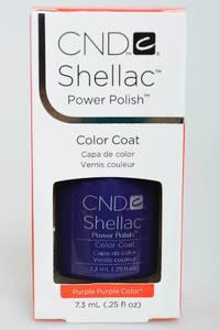 CND Shellac Purple Н2741