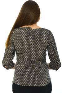 Блуза офисная нарядная Н4778