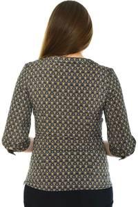Блуза офисная нарядная Н4779