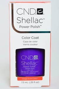 CND Shellac Grage Gum Н2744