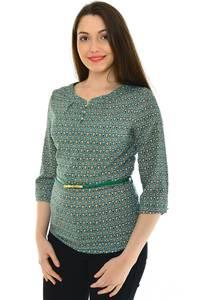 Блуза офисная нарядная Н4780