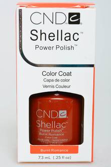 CND Shellac Burnt Romance Н2745