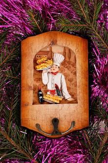 Коллаж Пекарь (1 крючок) Е5984