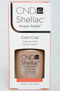 CND Shellac Iced Cappuccino Н2750