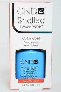 CND Shellac Azure Wish Н2751