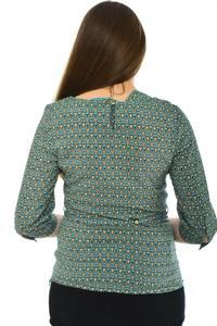 Блуза офисная нарядная Н4781