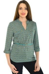 Блуза офисная нарядная Н4793