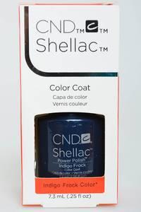 CND Shellac Indigo Frock Н2754