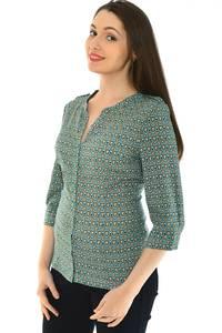 Блуза офисная нарядная Н4794