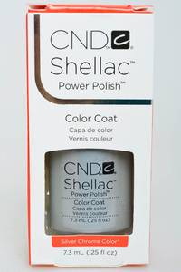 CND Shellac Silver Chrome Н2758