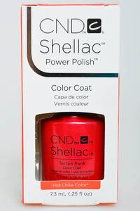 CND Shellac Hot Chilis Н2759