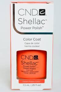 CND Shellac Desert Poppy Н2760