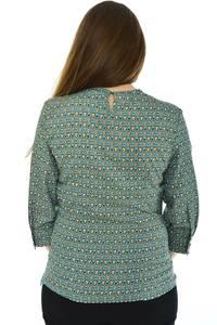 Блуза офисная нарядная Н4782
