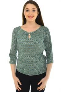Блуза офисная нарядная Н4783
