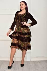 Платье Двойка Ч0477