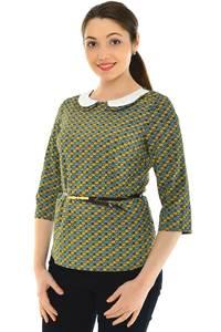 Блуза офисная нарядная Н4784