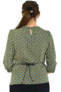 Блуза офисная нарядная Н4785