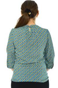 Блуза офисная нарядная Н4786