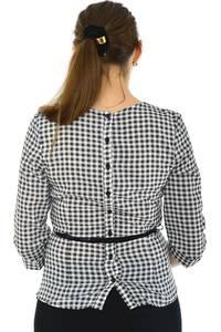 Блуза офисная нарядная Н4790