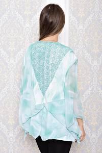 Блуза летняя праздничная С8215