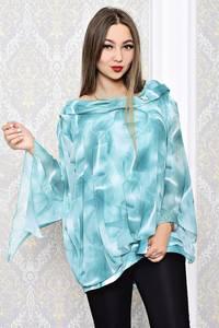 Блуза летняя праздничная С8216