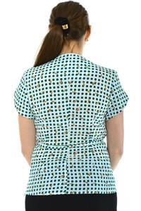 Блуза офисная нарядная Н4791