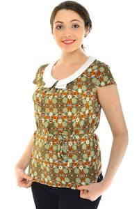 Блуза летняя праздничная Н4796