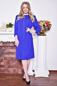 Платье длинное зимнее нарядное Р8379